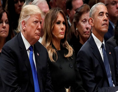 ترامب يهاجم أوباما: كان رئيسا غير مؤهل على الإطلاق