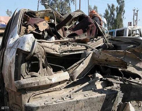 قتيلة و3 مصابين في تفجير مفخخة على طريق تكريت كركوك