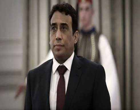 المنفي يعلن تشكيل المفوضية العليا للمصالحة الليبية