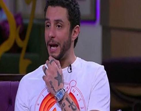 """أول ظهور لـ""""أحمد الفيشاوي"""" بعد صدور الحكم بحبسه"""