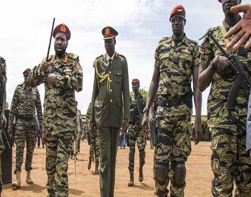 محاكمة عسكري بارز في جنوب السودان بتهمة الخيانة