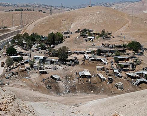 دول أوروبية تحذر إسرائيل من إزالة قرية فلسطينية بدوية