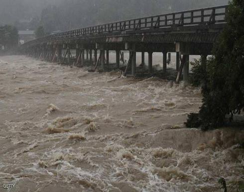 قتلى وجرحى بأقوى إعصار يضرب اليابان منذ ربع قرن