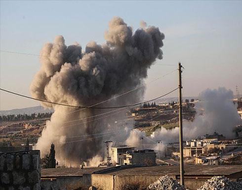 مقتل 13 مدنيا في قصف للنظام السوري على إدلب