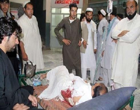 قتلى وجرحى بتفجير عبوة ناسفة في سوق جنوب شرق أفغانستان