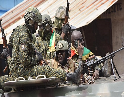"""أول تعليق أميركي على """"انقلاب غينيا"""""""