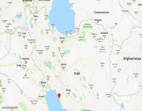 """زلزال قوي يضرب """"محافظة نووية"""" إيرانية"""