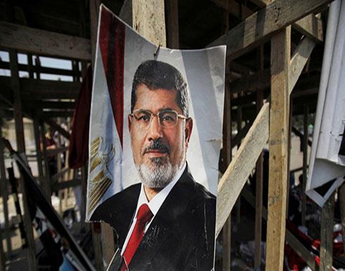 نجل مرسي: السلطات المصرية رفضت السماح بدفنه في مقابر العائلة