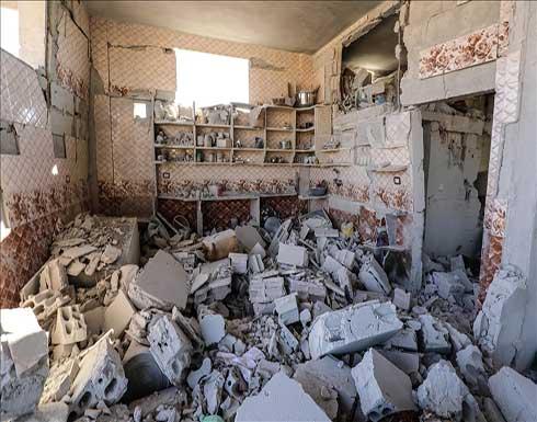 إدلب.. مقتل 4 أطفال في قصف لقوات النظام السوري