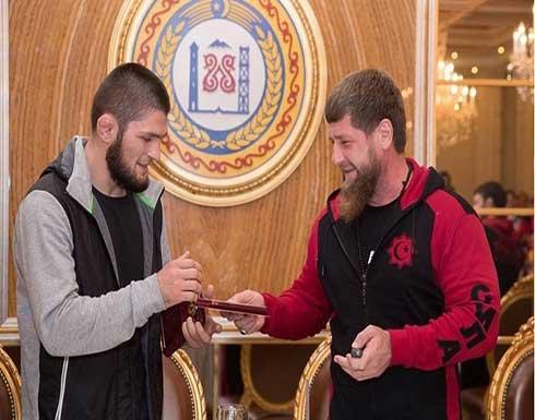 حبيب يرد على تحدي الرئيس الشيشاني