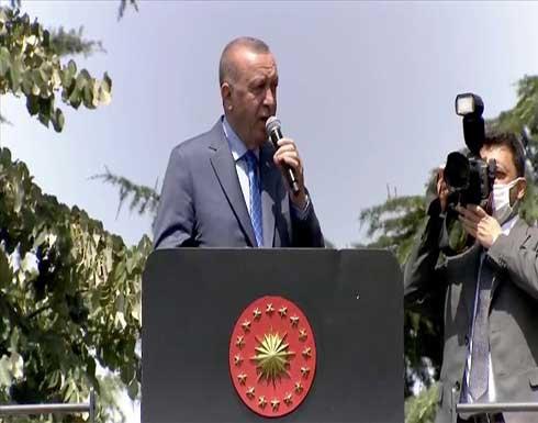 أردوغان يؤكد إجراء الانتخابات بموعدها في 2023