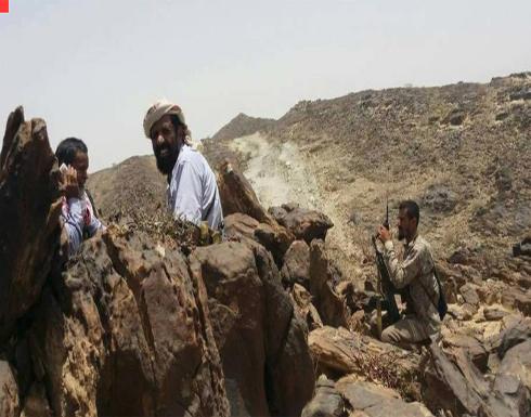 مقتل 25 حوثياً وتحرير 40 كيلومترا في محافظة البيضاء