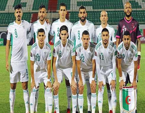 الجزائر تكتسح النيجر بسداسية في تصفيات مونديال قطر (فيديو)