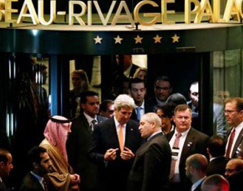 انتهاء اجتماع لوزان بشأن الملف السوري دون تحقيق أي نتائج