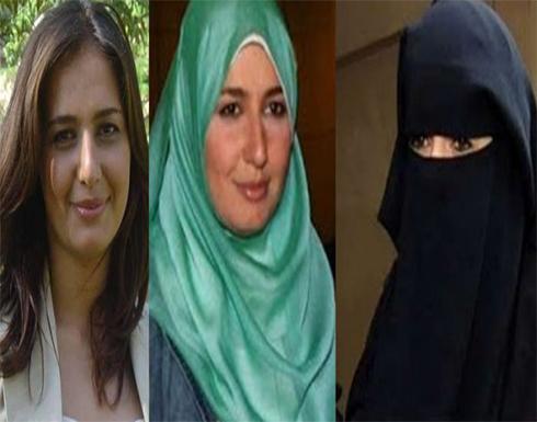 من الحجاب الى السراويل ممزقة الركبة…حلا شيحة رفقة أولادها (صور)