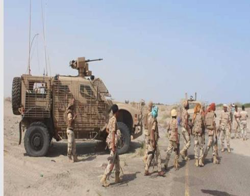 تقدم للجيش اليمني في جبهة حيفان وفرار جماعي لميليشيا الحوثي