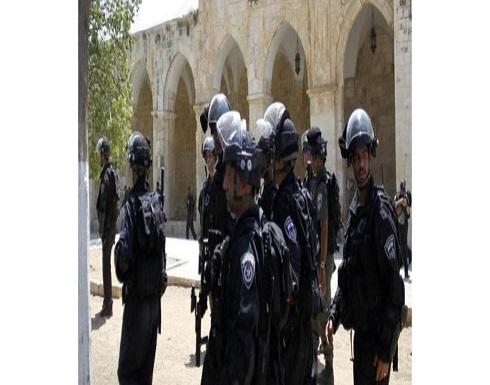 الكشف عن أول ضابطة محجبة بشرطة الاحتلال الإسرائيلي