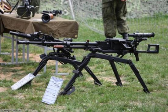 الخبر الصادم: القوات الخاصة الأميركية تريد تصنيع مدفع رشاش روسي!