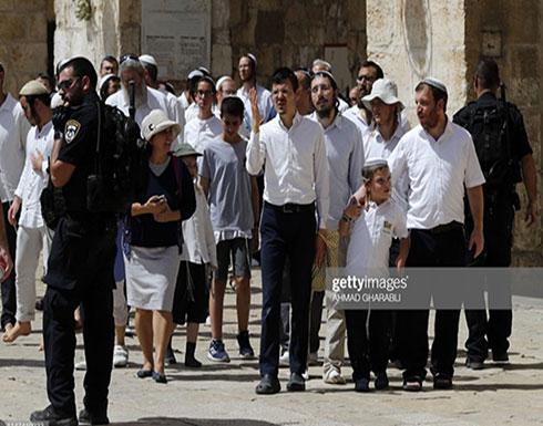 """مستوطنون يهود يطالبون بـ""""تأجيل صلاة عيد الأضحى"""" في الأقصى"""