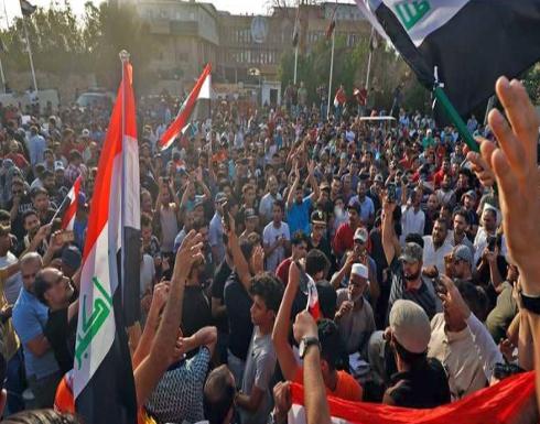 """الأمن الوطني العراقي يتهم """"مندسين"""" بافتعال العنف"""
