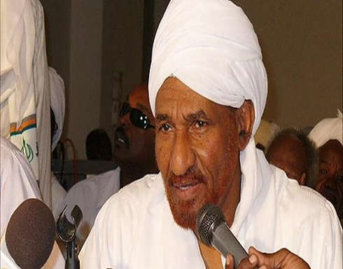 السودان.. أنباء عن عفو قريب بحق الصادق المهدي