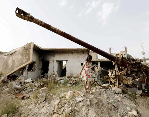 تنظيم الدولة يتراجع إلى أطراف مدينة البوكمال اثر معارك عنيفة