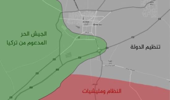 معركة الباب.. امتحان للتقارب التركي الروسي بسوريا