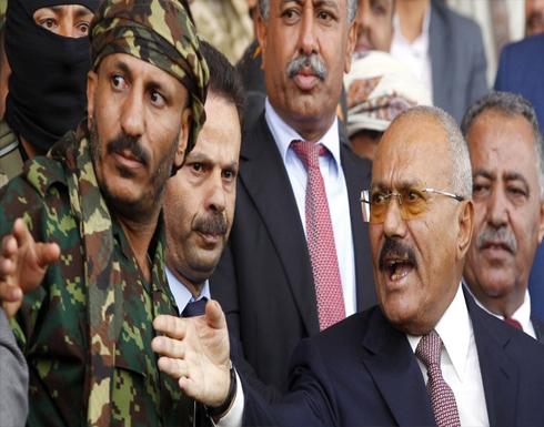 حقيقة صورة علي عبدالله صالح التي نشرها الحوثيون من داخل المشرحة