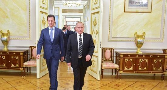 بوتين يكشف ماذا فعل قبل اتخاذ القرار ببدء العملية العسكرية في سوريا