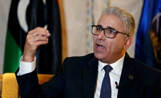 وزير داخلية حكومة الوفاق الليبية يصل القاهرة ويلتقي مسؤولين مصريين