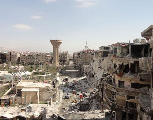 الجيش الحر : طلقة واحدة باتجاه داريا تلغي هدنة وقف اطلاق النار