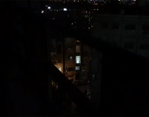 سماع دوي انفجارات في سماء دمشق .. بالفيديو