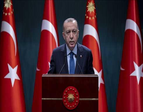 أردوغان: مصممون على صياغة دستور مدني جديد