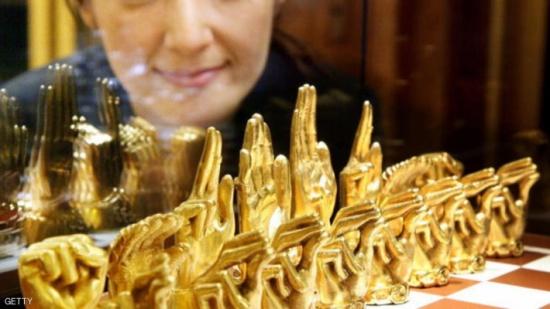 الذهب يرتفع من أدنى مستوى في 10 أشهر