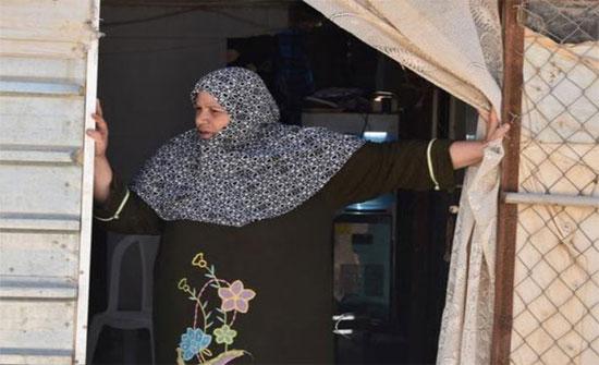 """صاحبة """"الخيمة 1"""" تروي تفاصيل أول ليلة في مخيم الزعتري"""