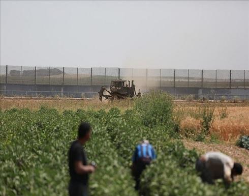 توغل محدود لآليات عسكرية إسرائيلية في غزة