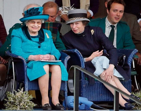 الملكة اليزابيت تعيّن أميرة بديلاً عن الأمير هاري لقيادة قوات المارينز