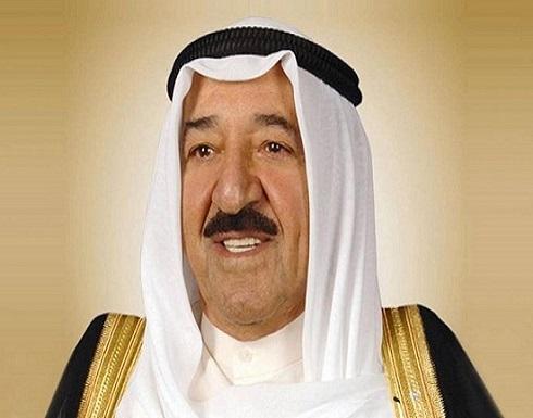 مقاتلات حربية ترافق أمير الكويت لدى عودته إلى البلاد