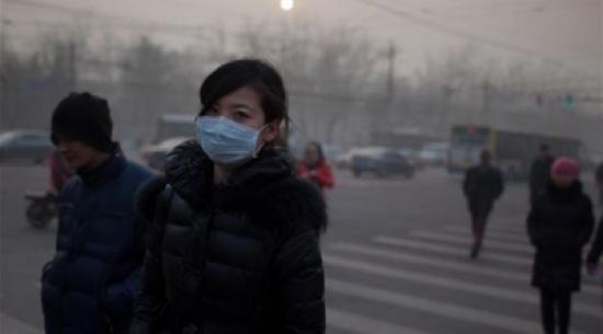"""بكين تبني """"ممرات تهوية"""" لمواجهة تلوث الهواء"""