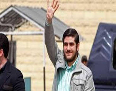 النيابة المصرية تخلي سبيل نجل مرسي بعد توقيفه بساعات