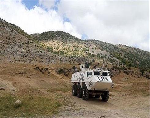 لبنان يطالب إسرائيل بالانسحاب من مناطق تحتلها في الجنوب