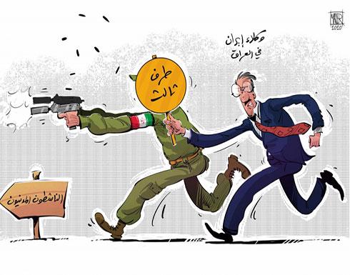 مهمة شاقة..إسكات صوت الحق وإفشال انتفاضة العراقيين