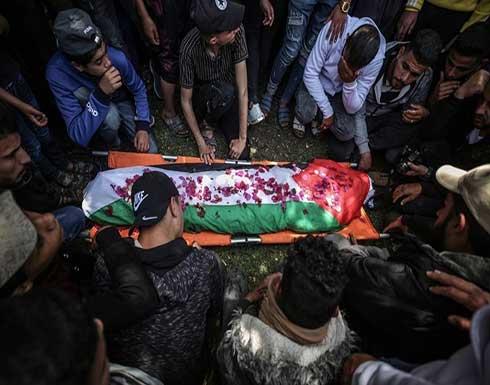تشييع فتى بغزة بعد 3 سنوات من احتجاز الاحتلال جثمانه .. بالفيديو