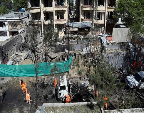 انفجار ضخم يهز كابول بالقرب من حي السفارات