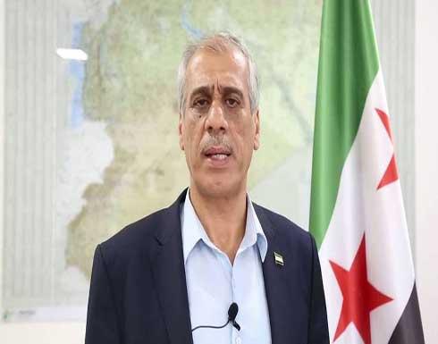 رئيس الحكومة السورية المؤقتة: استلمنا إدارة معبر باب السلامة