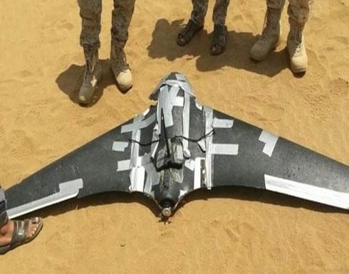 """الجيش اليمني يعلن إسقاط ثالث طائرة """"إيرانية"""" مسيرة للحوثيين"""