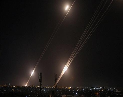 الجيش الإسرائيلي: إطلاق 50 صاروخا من غزة خلال الـ 12 ساعة الماضية