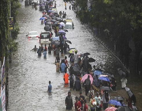 ولاية كيرالا الهندية تعلن حالة التأهب بعد مقتل 37 بسبب الفيضانات