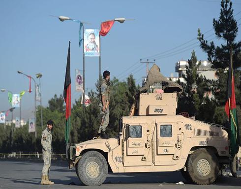 """مئات الأفغان يتظاهرون احتجاجا على منشورات أمريكية """"مسيئة"""""""