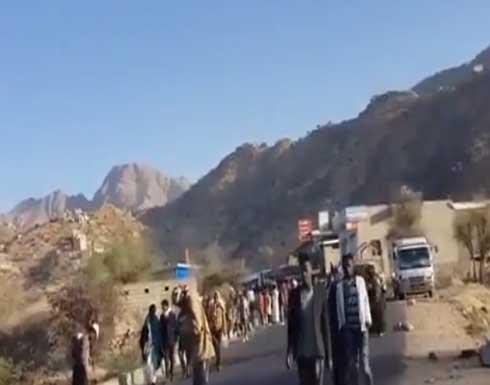 الإرياني: ترحيل الحوثي للأفارقة جريمة ضد الإنسانية .. بالفيديو